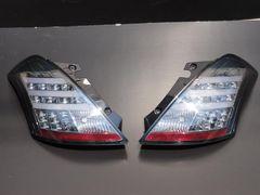 高品質♪ LEDバーラインスモークテールランプ スイフトスポーツ