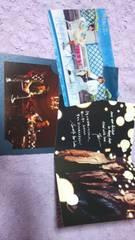 B'z ファンクラブ限定カード3枚組
