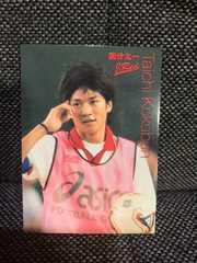 【TOKIO】【国分太一】ジャニーズ大運動会/DVD付属カード[レア