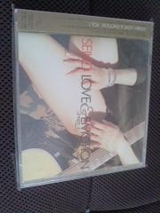 松田聖子/LOVE&EMOTION VOL.1 帯付8曲収録アルバム盤