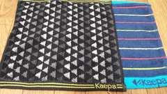 超激安 正規品 最新 未使用 Kaepa    タオルハンカチ 2枚