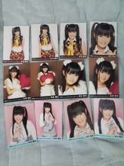 送込多田愛佳2010年月別生写真48枚フルコンプ