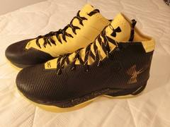 "S カリー【Under Armour Curry 2.5 ""Black Taxi""】26.5�p"
