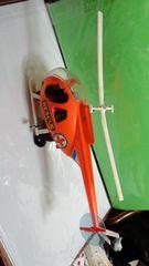アサヒ玩具日本製ヒューズH500ヘリコプター