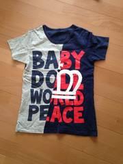 美品 BABY DOLL  Tシャツ  150