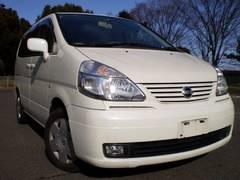 売切大人気ワンボックスセレナ充実装備人気のホワイト車検満タン