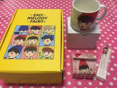 EXO MELODY FAIRY 音楽の妖精 限定 yellow package★ベッキョン