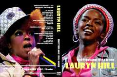LAURYN HILL SWITZERLAND 2012 & MORE ローリンヒル