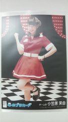 AKB48 心のプラカード 劇場盤生写真 小笠原茉由 NMB48 即決