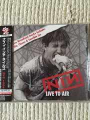 NINE INCH NAILS ナインインチネイルズ LIVE 1994