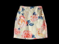 新品 定価6490円 RESEXXY リゼクシー薔薇 タイト ミニ スカート
