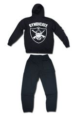 Syndicate★ギャングスタ・セットアップ★XXL★新品
