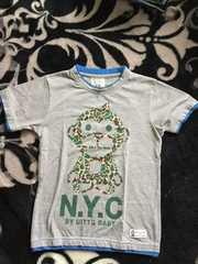 140センチ迷彩半袖Tシャツ