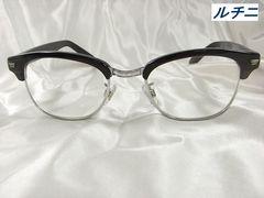 本物確実正規ルチニ 眼鏡フレーム 伊達眼鏡