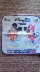 [非売品] フレッツミッキーマウス&ミニーマウスハンドタオルDisneyディズニー