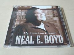 ニール・E・ボイドCD「マイ・アメリカン・ドリーム」黒人オペラ