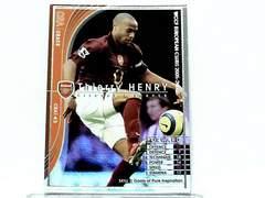 WCCF 2005-2006 CRA ティエリ・アンリ 05-06