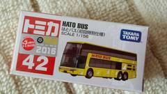 トミカ はとバス 初回特別仕様 新品未開封