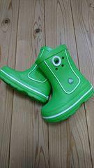 crocs*クロックス☆長靴*レインブーツ15.5cm*8/9☆新品同様