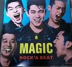 ロカビリーCD MAGIC ROCK'A BEAT 帯なし cream soda