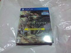 【新品PS4】モンスターハンター:ワールド攻略ハンドブック同梱