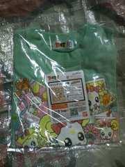 新品同様☆TPETS!プリキュア☆キャンディの写真集Tシャツ110