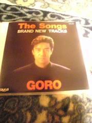 GORO(野口五郎)CD,The Songs 帯無し