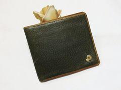 【セール】フォンタナ・ディ・トレビア革製二つ折り財布