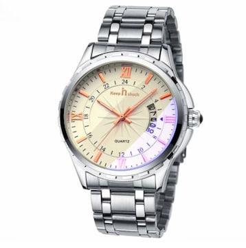 メンズ時計トップブランドの高級男性の腕時計 ゴールド