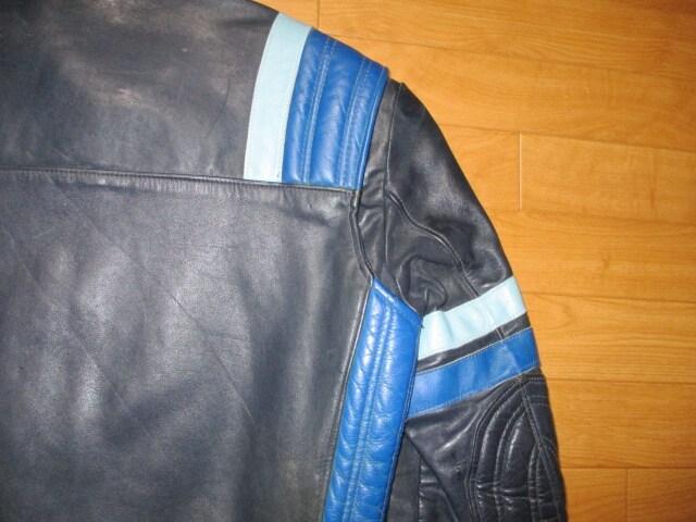 ヴィンテージ 70年代 BRIMACO ライダースジャケット M < 男性ファッションの