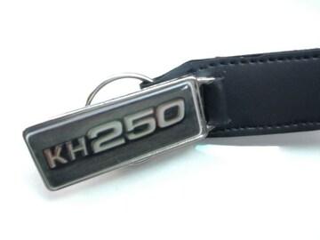 KAWASAKI KH250 キーホルダー 鍵 ホルダー SS250 KH400 TRIPLE