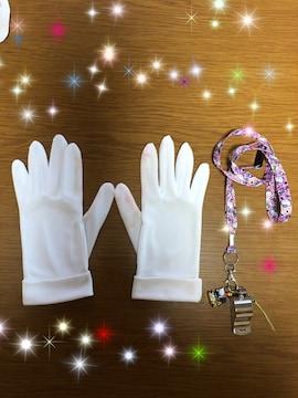 バスガイドさんのすべすべ白手袋 1双