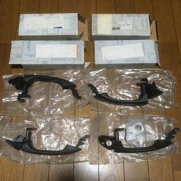 ベンツ純正 ドアハンドルセット W203 W211など 新品箱入