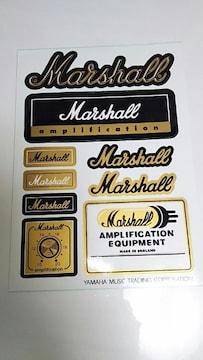 Marshall ステッカー 送料込み