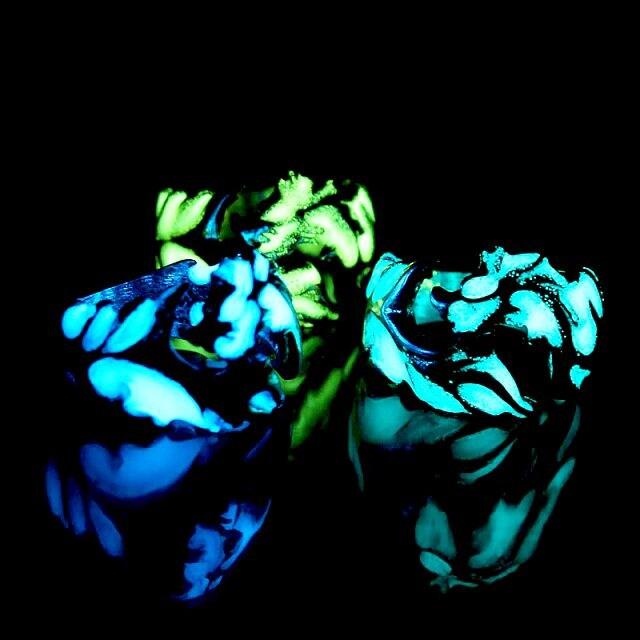 新品1円〜★送料無料★16号 発光 ドラゴンシルバー彫刻 シルバーリング < 男性アクセサリー/時計の