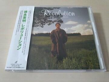 徳永英明CD「REVOLUTION レヴォリューション」●