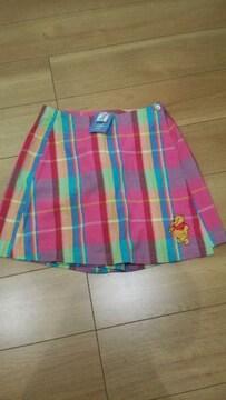 新品♪ディズニーストア♪可愛いスカートみたいなショーパン