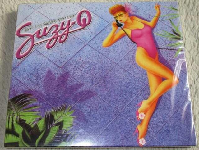 新品!SUZY Q Can't Live Without Your Love 80sディスコ ハイエナジー  < CD/DVD/ビデオの