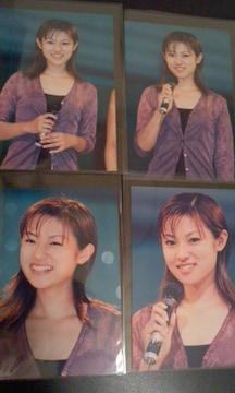 深田恭子生写真4枚セット