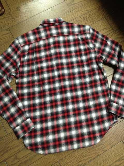 美品TK MIXPICE チェックシャツ タケオキクチ < ブランドの