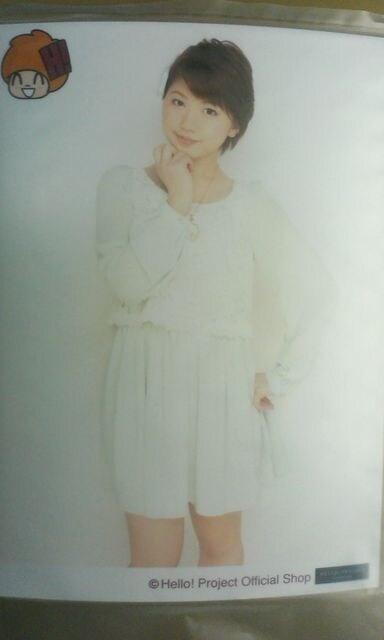 日本武道館公演開催記念スマイレージ生写真A&B L判2枚/竹内朱莉 < タレントグッズの
