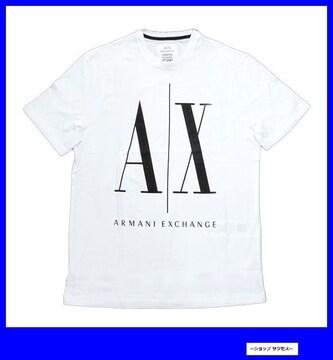 新品■アルマーニエクスチェンジ Tシャツ Lサイズ//00038849