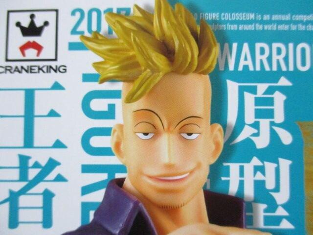 限定ワンピース マルコ プレミアムフィギュア 非売品 未開封  < アニメ/コミック/キャラクターの