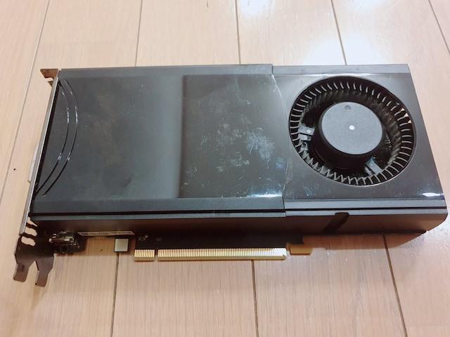 GTX 460 1GB DDR5 グラフィックボード PCI-E  < PC本体/周辺機器の