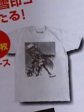 当選品■雪印コーヒー×タツノコプロ ガッチャマン オリジナルTシャツ■2000枚限定