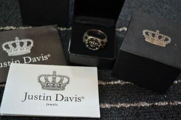 JustinDavisジャスティンデイビス スクエアバランスリング