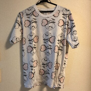 うさぎ100%Tシャツ