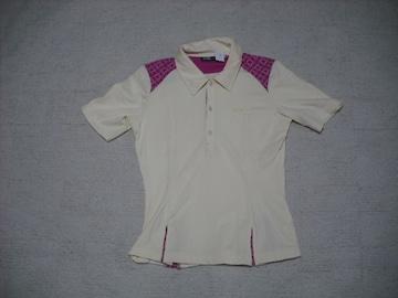 女 OAKLEY オークリー 半袖ポロシャツ S