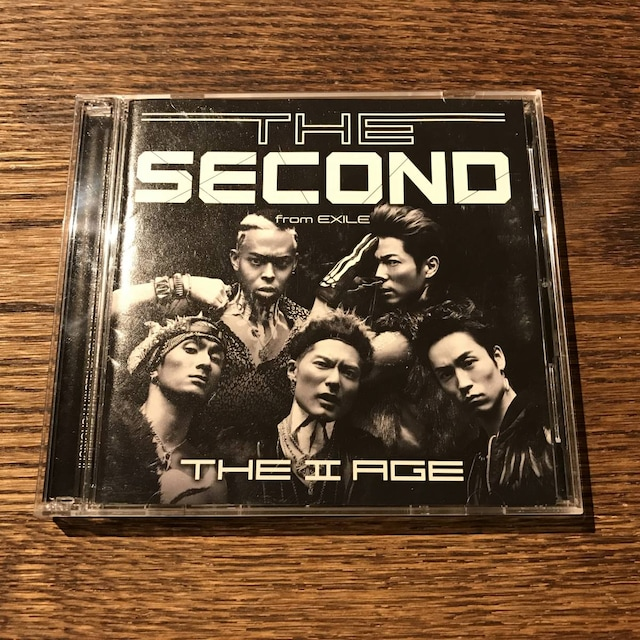 【THE SECOND from EXILE】THE II AGE  < タレントグッズの