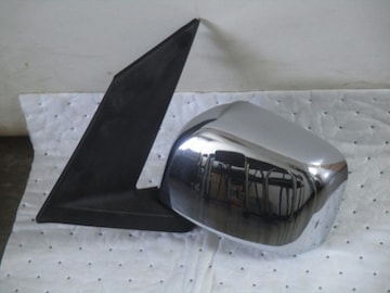★ eKワゴン H81W メッキタイプ 左ドアミラー 電動格納 5ピン